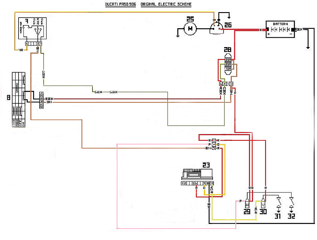 Ducati Monster 750 Wiring Diagram Library 2000 Schematic 906 Paso Schematics Diagrams U2022 Rh Parntesis Co Limited
